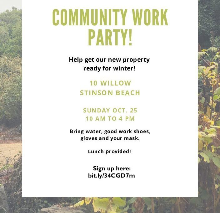 Community Work Party